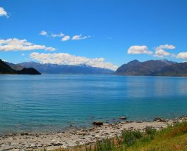 Sights & Sounds: Lake Hawea, Wanaka
