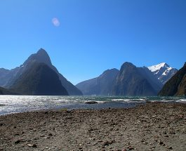 Sights & Sounds: Milford Sound, Te Anau