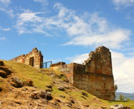 Sights & Sounds: Coal Mines Historic Site, Port Arthur