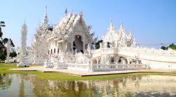 Sights & Sounds: Wat Rong Khun, Chiang Rai